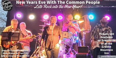 New Years Eve at the Inn with the Common People tickets