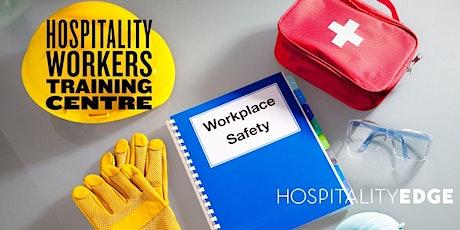 Safe Workplace Essentials -  Registration tickets