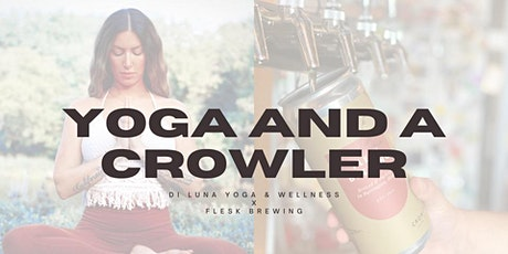 Yoga and a Pint at Flesk Brewing tickets