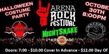 Arena Rock Night with Nightsnake • Dr. Feelgood • Rat Pak tickets