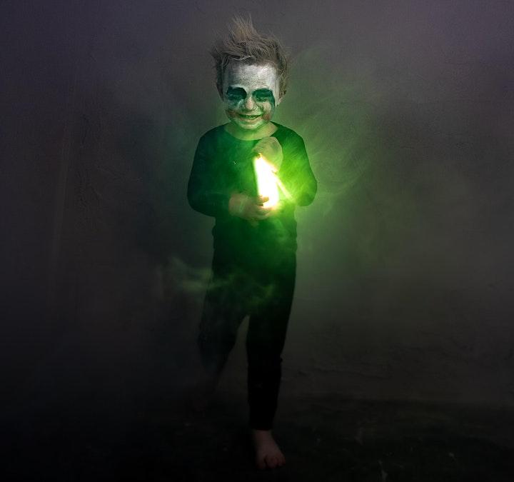 Halloween Veranstaltung - Spuklabyrinth: Bild