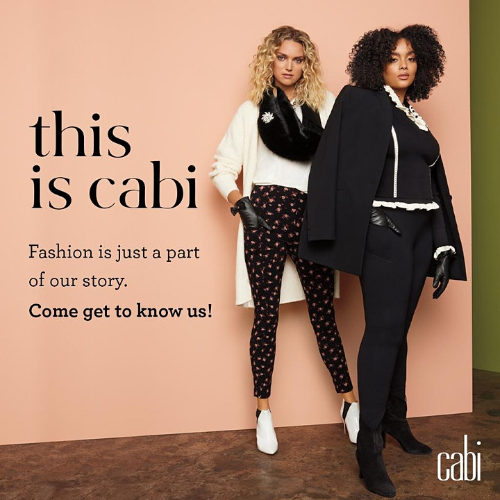 cabi Canada Showroom Open House   Sept 22nd Afternoon image