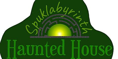 Halloween Veranstaltung - Spuklabyrinth Tickets