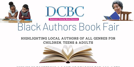 Black Authors Book Fair  hosted by Delaware County Black Caucus tickets