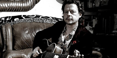 An evening with Ian Siegal tickets
