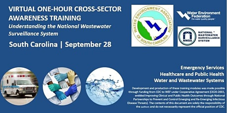 South Carolina Cross-Sector Training for Wastewater and Health tickets