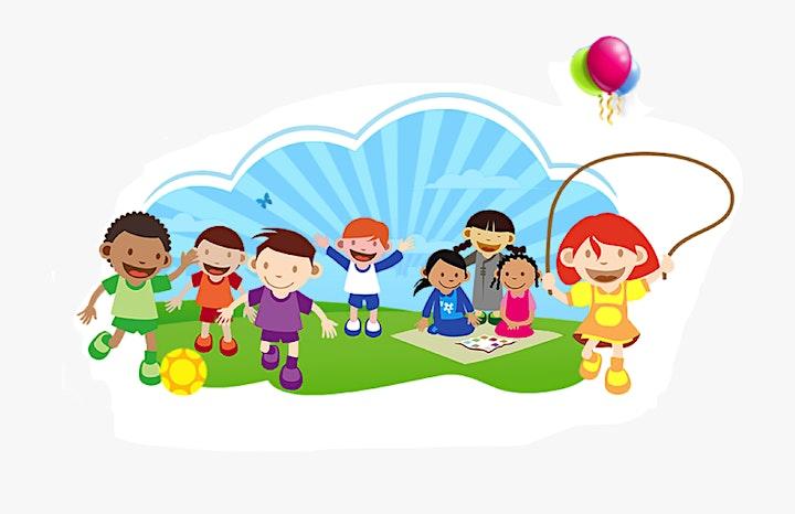 Playgroup at Lytle Park(Sept22nd) Scavenger Hunt image
