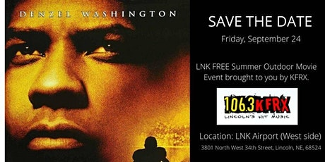 LNK September Outdoor Movie: Remember the Titans presented by KFRX tickets