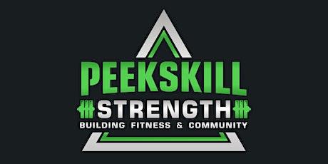 Peekskill Strength Olympic Lifting Face Off Fundraiser tickets
