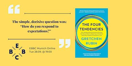 EBBC Munich (online) - The Four Tendencies (Gretchen Rubin) tickets