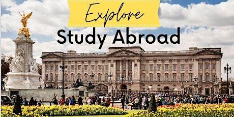 Cal State LA Study Abroad Information Session bilhetes