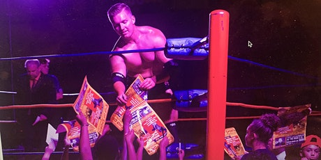 King of Sports Championship Wrestling - Leonard Junior High October 30, 202 tickets