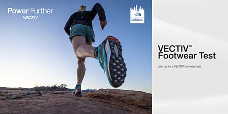 Never Stop London - Flight VECTIV Footwear Test and Trail Adventure tickets