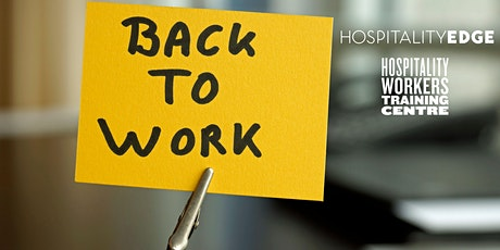 Back-to-Work Bootcamp - Registration tickets
