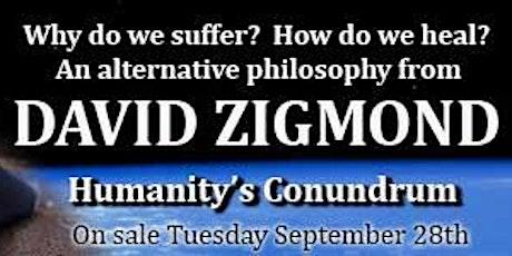 David Zigmond's Book Launch tickets
