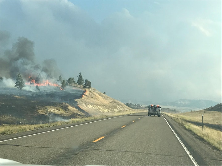 Eastern Nebraska Wildland Fire Academy 2021 image