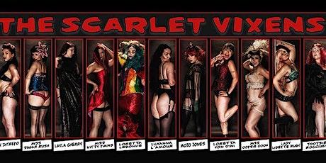 The Scarlet Vixens Present Purple Peep Show Burlesque tickets