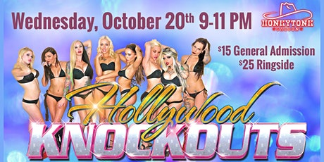 Hollywood Knockouts Oil Wrestling Revue tickets