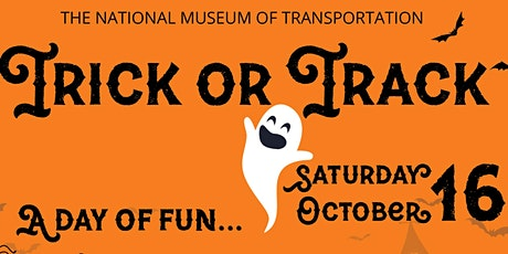 Trick or Track tickets