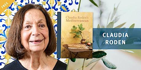 Global Jewish Food Culture: Claudia Roden's Mediterranean tickets