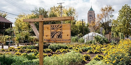 Yoga with a View at The Michigan Urban Farming Initiative tickets