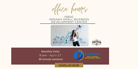 Office Hours: Indiana Small Business Development Center tickets