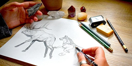 Art & Evolution w/ Megan McGrath: Drawing the Haunted Forest tickets