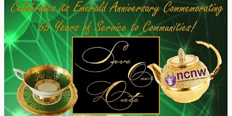 """The Cuyahoga County Section Celebrates it's """"Emerald Anniversary"""" tickets"""