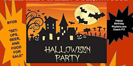 A Sistas Production  Presents A Halloween Par.....Tay tickets