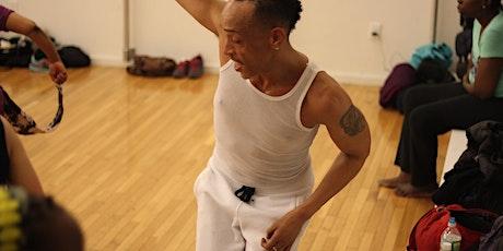Orisha Dance with Tony Yemaya tickets