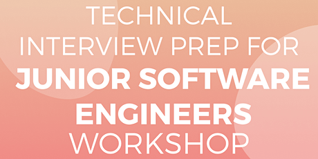 Technical Interview Prep for Junior Software Engineers tickets