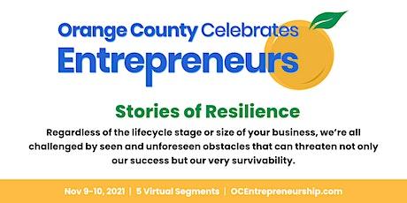 Orange County Celebrates Entrepreneurs 2021 tickets