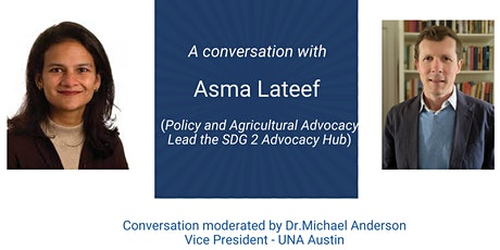 Pathway to Peace A Conversation with Asma Lateef tickets