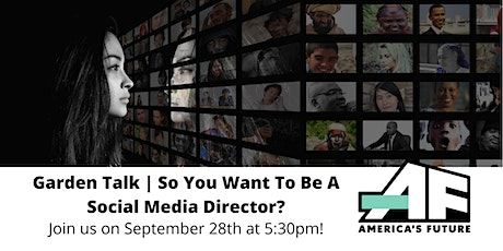 AF-Southwest Garden Talk   So You Want to be a Social Media Pro? tickets