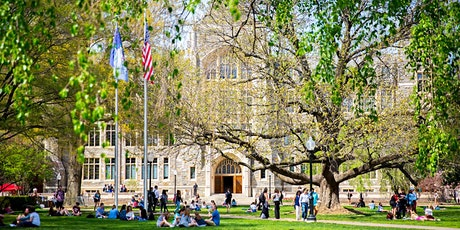 Georgetown University Family Weekend 2021 tickets