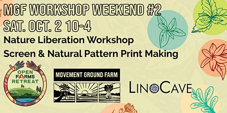 Learning from the Land Workshop Day tickets