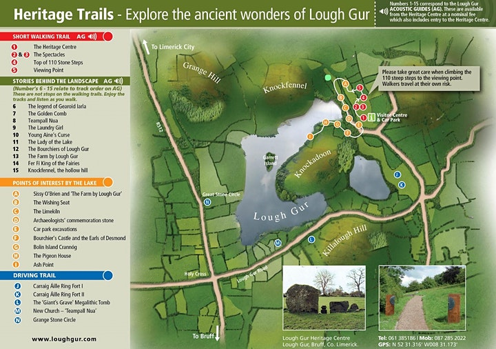 Lough Gur Junior Cycle Bike Week Event image
