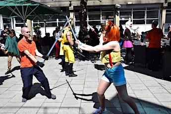 Bradford Anime & Gaming Con tickets