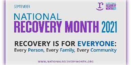 """LDA RCO Presents: Recovery is for Everyone - """"Healing History"""" Presentation tickets"""