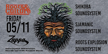 Roots & Culture - 3 Soundsystems - The Hard Way tickets