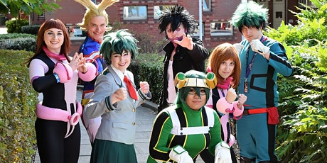 Liverpool Anime & Gaming Con tickets