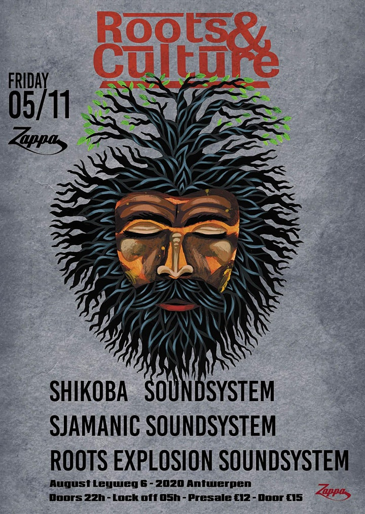 Afbeelding van Roots & Culture - 3 Soundsystems - The Hard Way