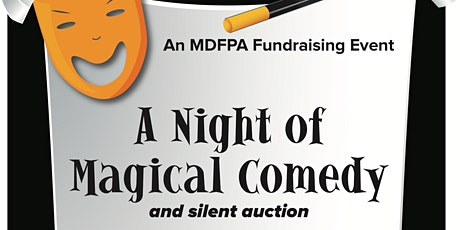 A Night of Magical Comedy tickets