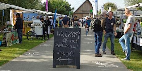 Vogelfestival Oostvaardersplassen Lelystad tickets