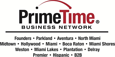 Prime Time Business Network Plantation tickets