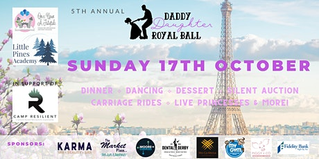 Daddy Daughter Royal Ball tickets