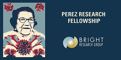 Perez Research Fellowship 2022 Info Session tickets