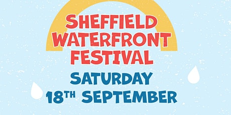 Sheffield Waterfront Festival Victoria Quays tickets
