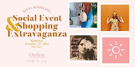 9th Annual Shopping Extravaganza tickets
