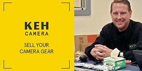 Sell your camera gear (free event) at Bay Camera Co. tickets